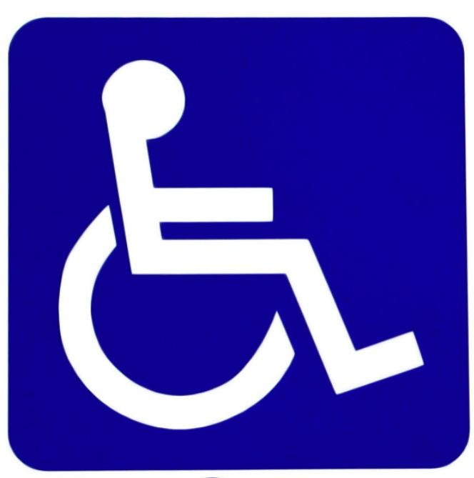 We are also Wheelchair accessible!!!!