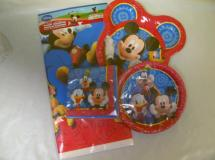 Tableware- Mickey Mouse